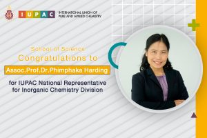 National Representatives for Thailand in Inorganic Chemistry Division
